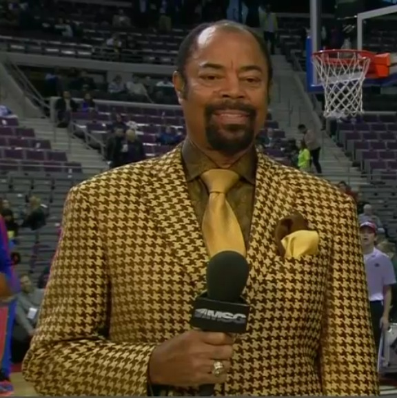 Clyde is way too fly for just one pocket square!