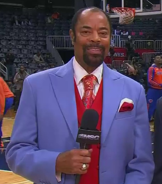 Clyde is way too fly for just one pocket square.