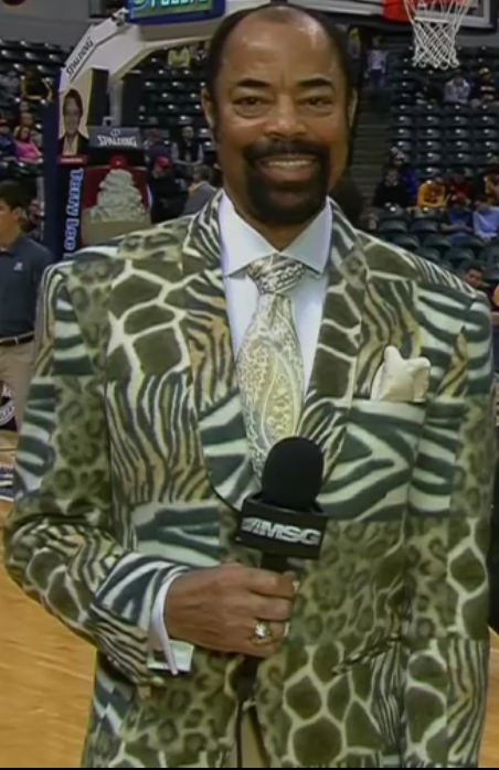 Walt Clyde Frazier The Zoo