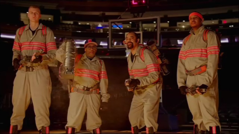 Ghostbusters Clyde